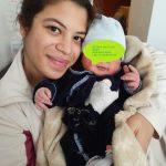 Il secondo parto in casa di Maria Julia